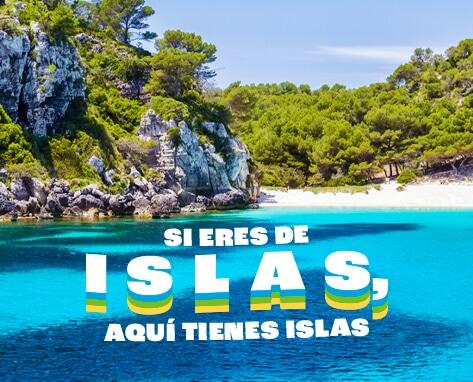 Viajes Islas